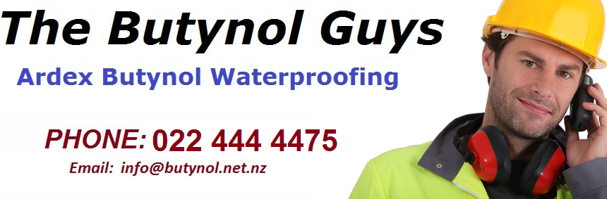 Ardex Butynol Services in Christchurch and Auckland.