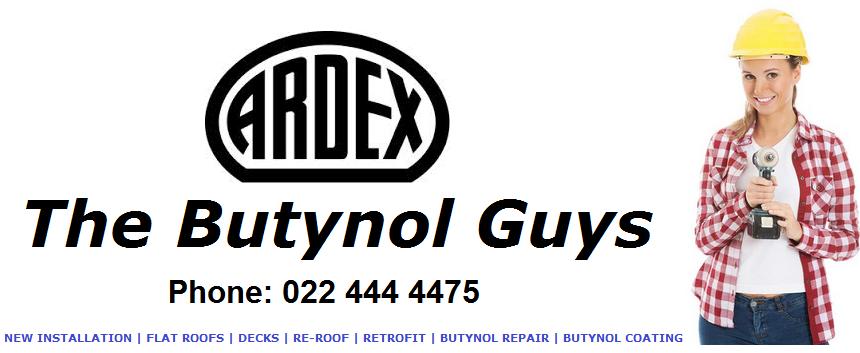 The Butynol Guys in Auckland, Tauranga, Christchurch and Dunedin.